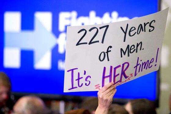 Divided America Gender Gap