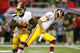 Redskins Jones Football