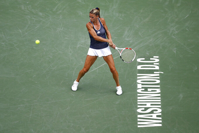 WTA Washington, USA Women Singles