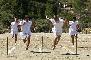 Greece Running in Ruins