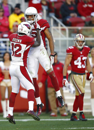 John Brown, Michael Floyd, Craig Dahl