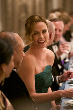This image released by Lionsgate shows Charlize Theron in a scene from