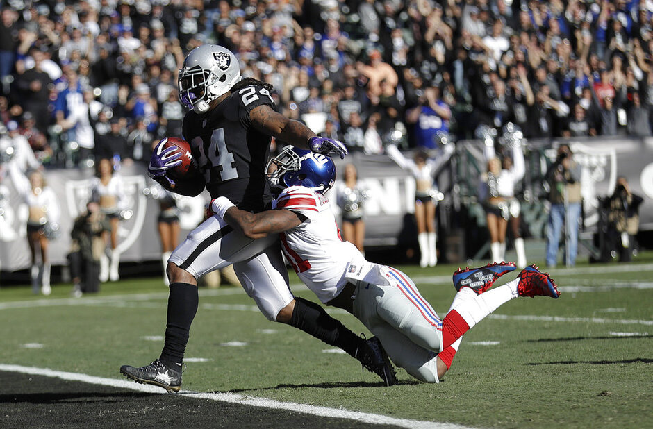 Marshawn Lynch, Dominique Rodgers-Cromartie