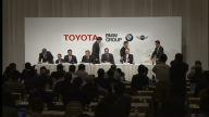 Japan Toyota BMW