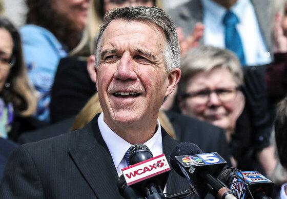 Vermont Governor Scott