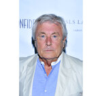 FILE - In this Feb. 28, 2014, file photo, British photographer Terry O'Neill attends the Los Angeles Confidential Magazine and SLS Las Vegas'