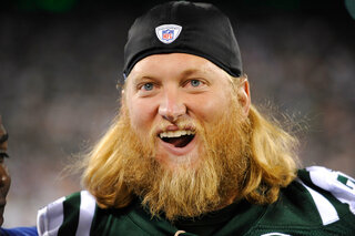 Jets Mangold Retires Football