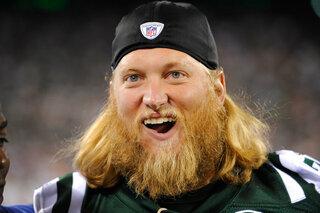 Jets Mangold Retires Football