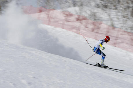 Japan Asian Winter Games Alpine Skiing