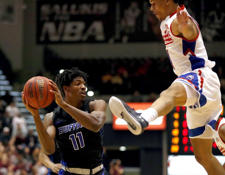 Buffalo Southern Illinois Basketball