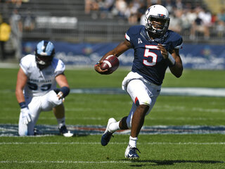 Rhode Island UConn Football