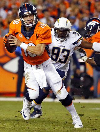 Peyton Manning, Dwight Freeney