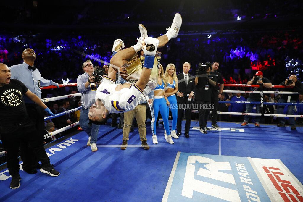 Commey Lopez Boxing