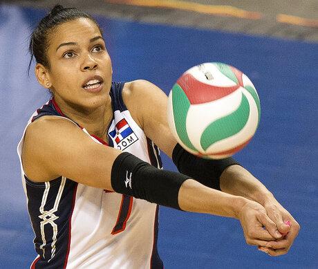 Dominican Republic Canada Volleyball