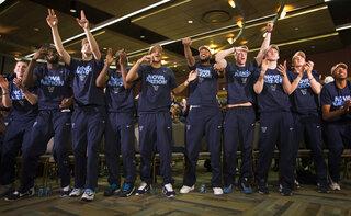 Villanova NCAA Basketball