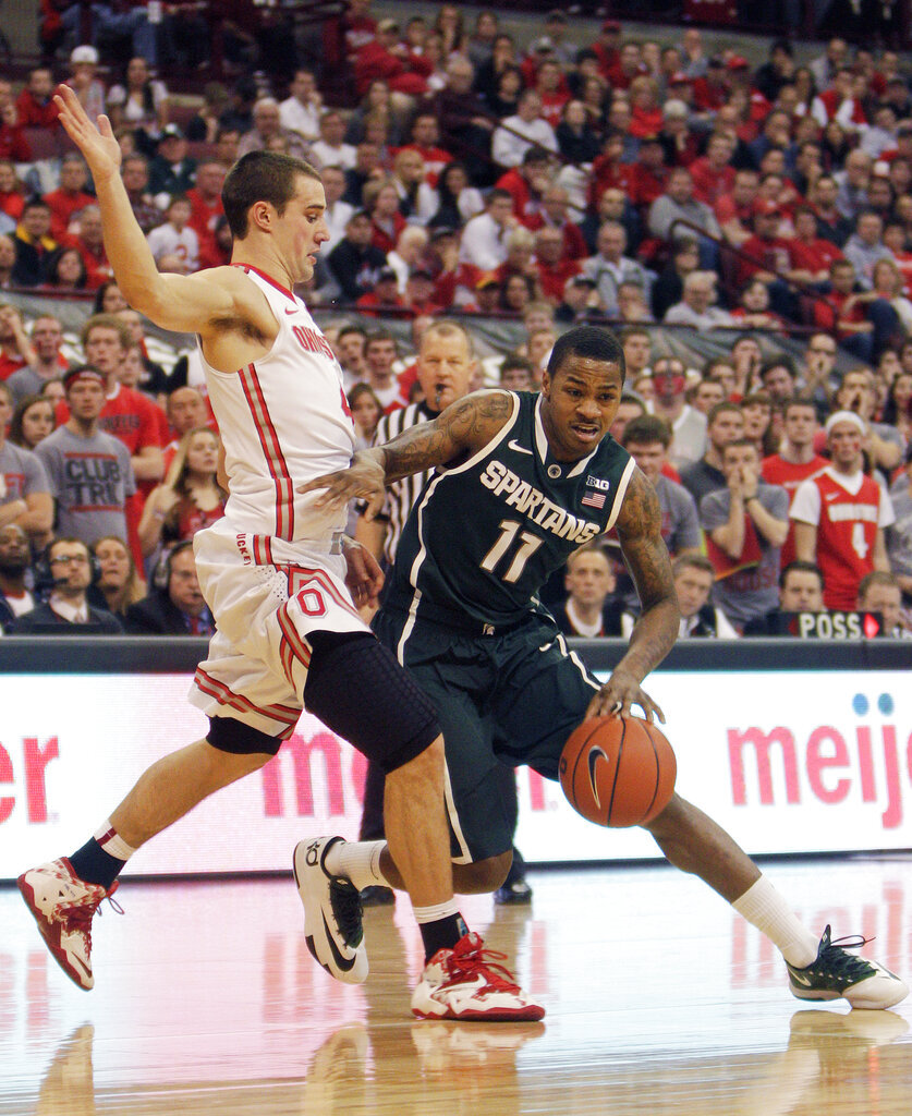Keith Appling, Aaron Craft