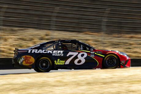 NASCAR Sonoma Auto Racing