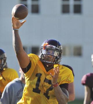 Virginia Tech Quarterbacks