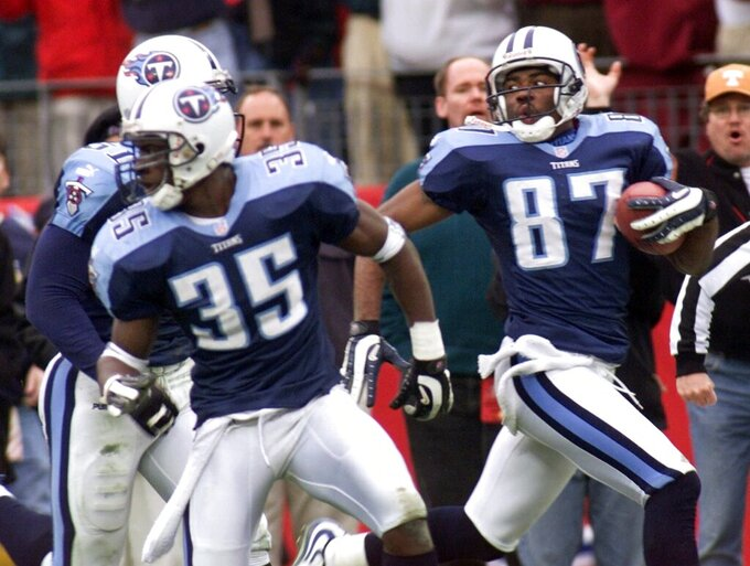 NFL At 100-AP Was There-Music City Miracle