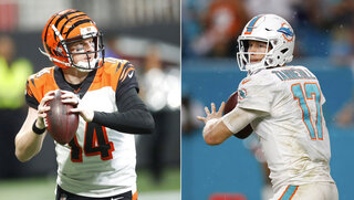Dolphins Bengals Preview Football
