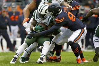 Jets Bears Football