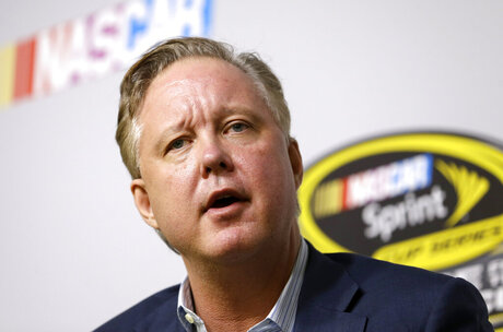 Column: NASCAR stumbles again, looks more and more clueless