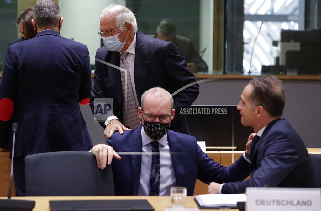 Belgium EU Belarus