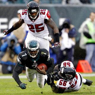 Falcons Eagles Football