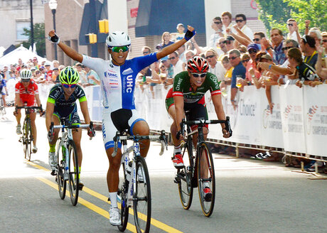 Riveras Ride to Rio Cycling