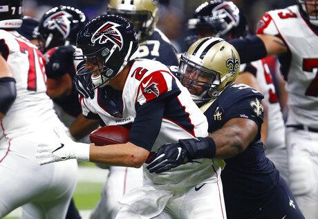 Falcons Saints Football