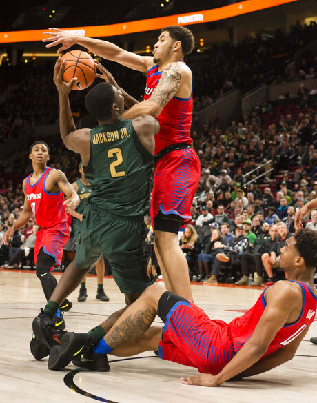 Michigan St DePaul Basketball