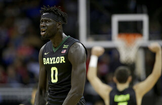 Wisconsin Baylor Basketball