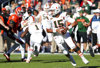 Miami Virginia Football