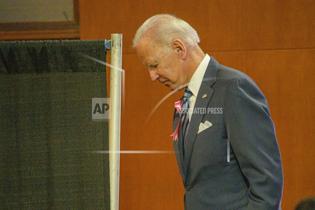 NY: Joe Biden endorsed by United Federation of Teachers