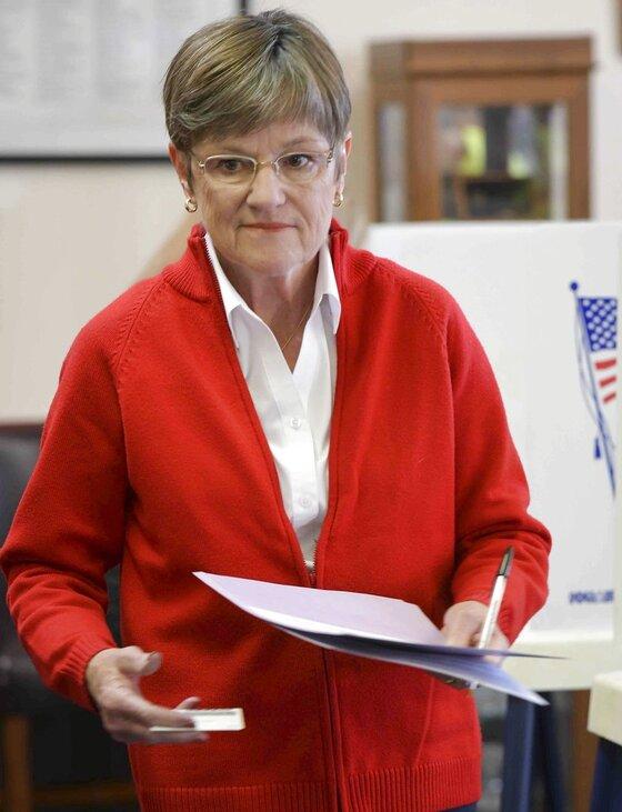 Election 2018 Kansas Governor Kelly