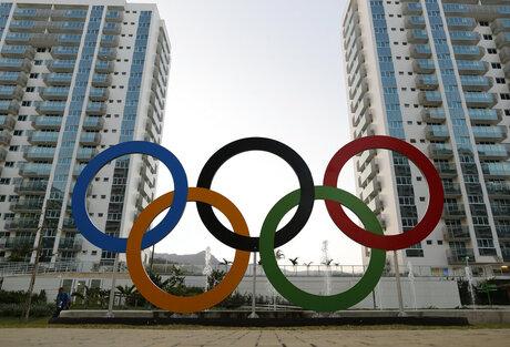 Rio Olympics Tinder