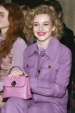 Julia Garner attends the NYFW Fall/Winter 2019 Kate Spade fashion show at the Cipriani's on Friday, Feb. 8, 2019, in New York. (Photo by Andy Kropa/Invision/AP)