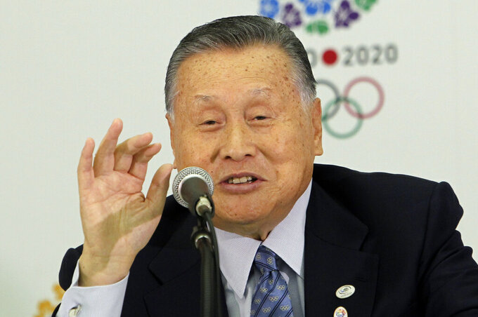Mori is gone but gender issues remain for Tokyo Olympics