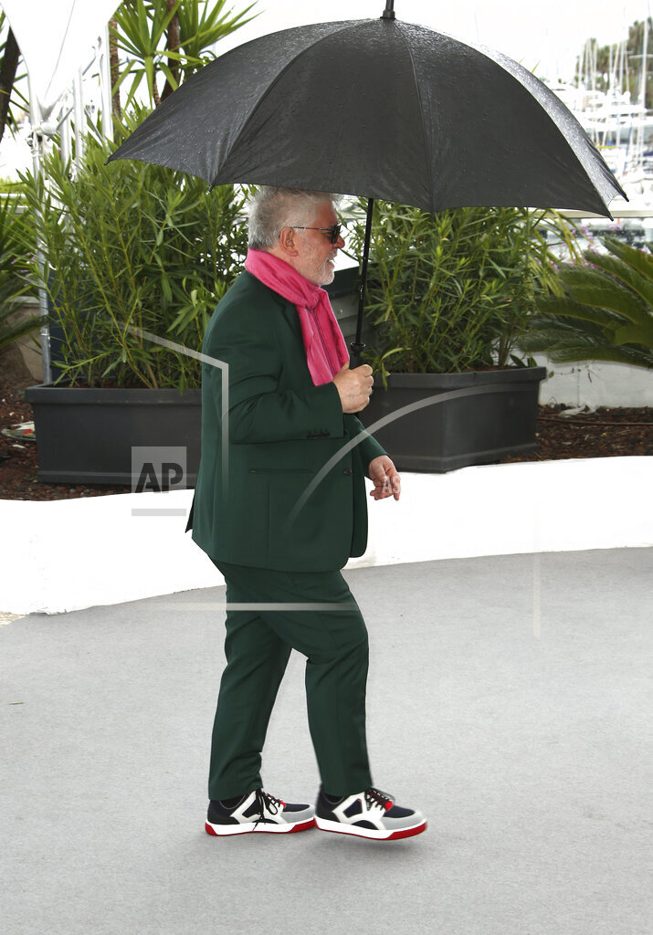France Cannes 2019 Pain and Glory Photo Call