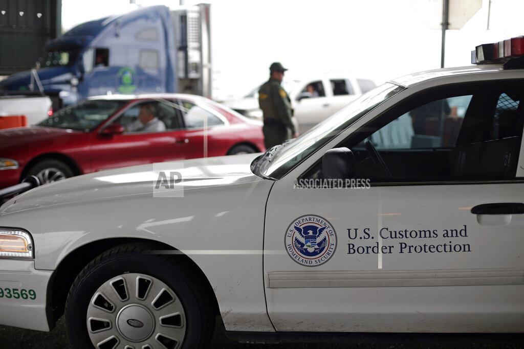Outtakes AP A  TX USA OTK Checkpoint Prosecutions