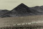 A photo illustration of military vehicles at Fort Irwin in California's Mojave Desert. (AP Illustration/Nat Castañeda)