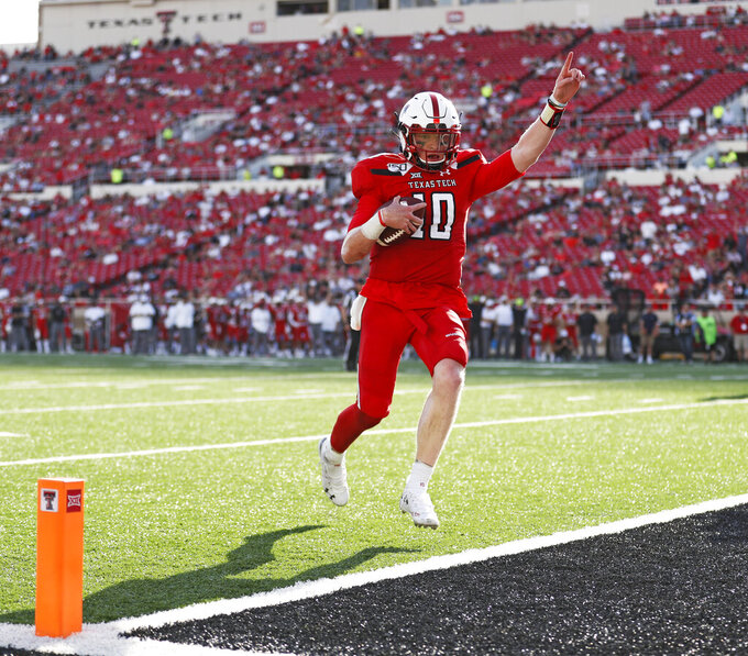 Texas Tech looking for even more offensive tempo vs UTEP