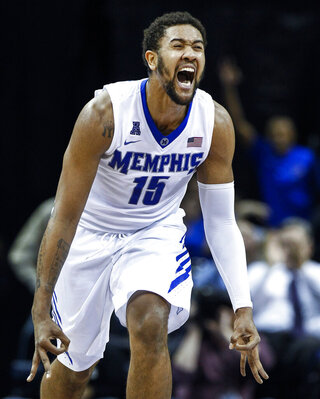 APTOPIX Memphis Cincinnati Basketball