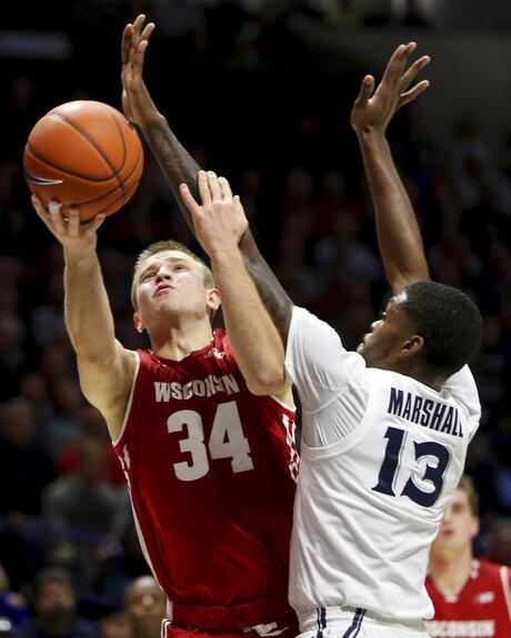 Wisconsin Xavier Basketball
