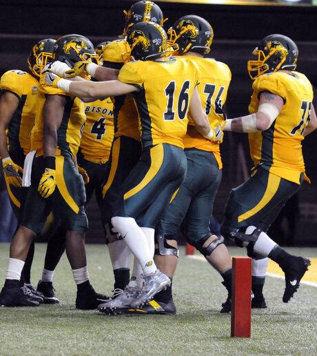 Sam Houston St-North Dakota St Football