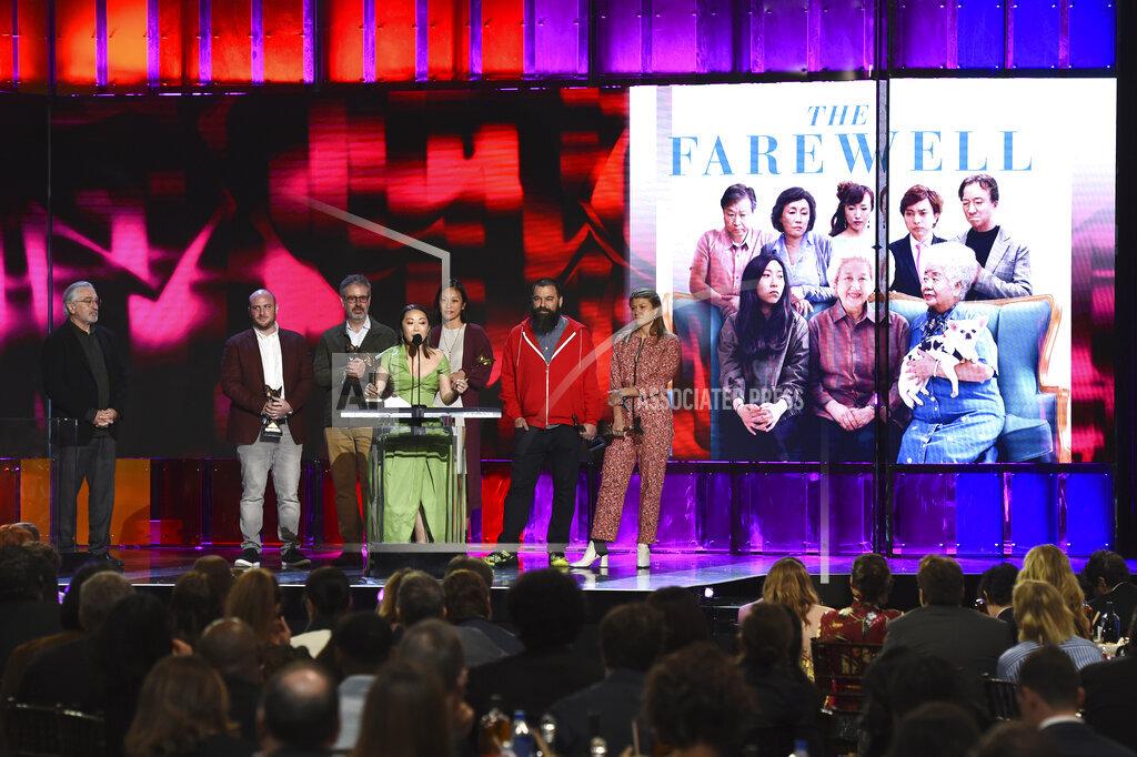 2020 Film Independent Spirit Awards - Show
