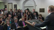 US WH Briefing 3