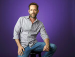"FILE - In this Aug. 6, 2018, file photo, Luke Perry poses for a portrait during the 2018 Television Critics Association Summer Press Tour in Beverly Hills, Calif. A publicist for Perry says the ""Riverdale"" and ""Beverly Hills, 90210"" star has died. He was 52. (Photo by Chris Pizzello/Invision/AP, File)"