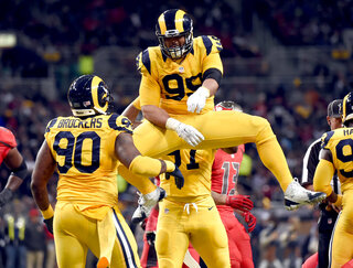 Aaron Donald, Michael Brockers