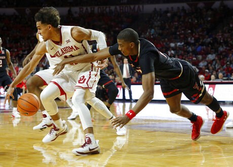 Texas Tech Oklahoma Basketball